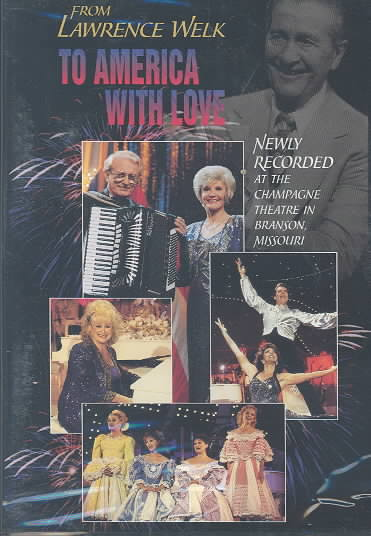 FROM LAWRENCE WELK TO AMERICA WITH LO BY WELK,LAWRENCE (DVD)