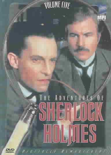 ADVENTURES OF SHERLOCK HOLMES VOL. 5 BY SHERLOCK HOLMES (DVD)
