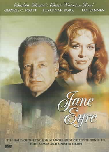 JANE EYRE BY SCOTT,GEORGE C. (DVD)